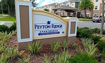 Peyton Ridge, 1