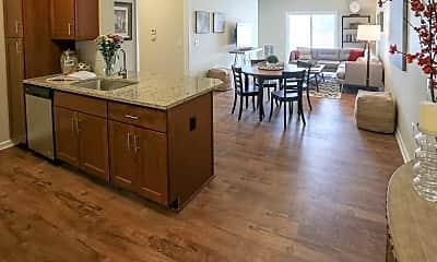 Kitchen, Creekstone, 1