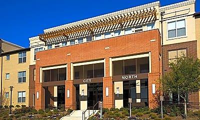 Building, City North, 1