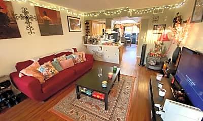 Living Room, 569 E St, 1