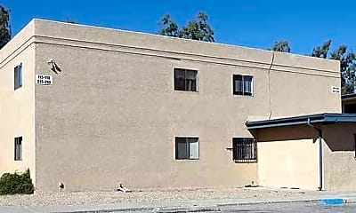Building, Palo Verde Apartments, 1