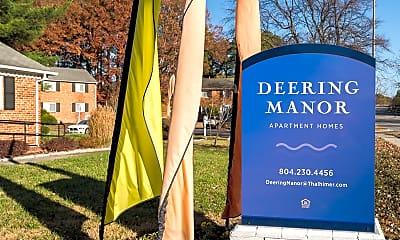 Deering Manor, 1