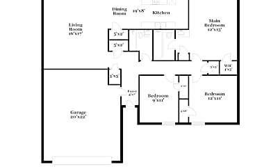 Building, 506 Oak Ridge Pl, 1