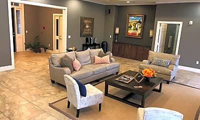 Clubhouse, Tuscana Apartments, 1