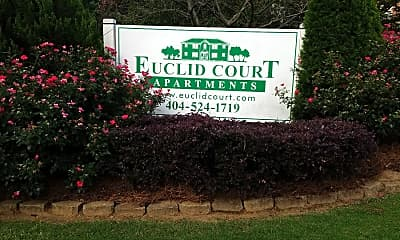 Euclid Courts, 1