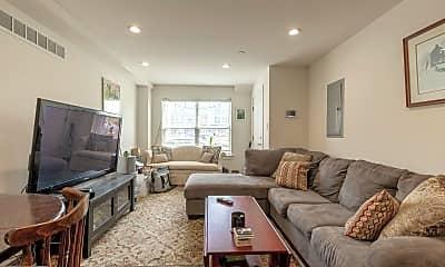 Living Room, 834 N 19th St 1, 1