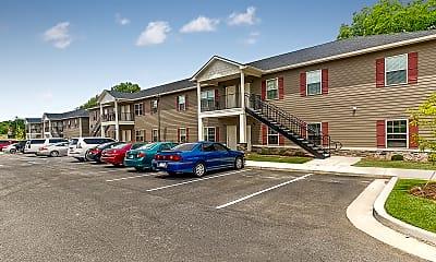 Building, Casey's Court Apartments, 0