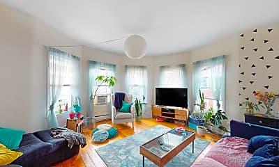 Living Room, 3 Calvin St., #4, 0