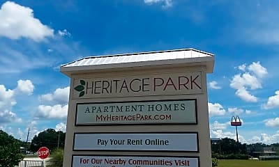 Heritage Park Apartments, 1