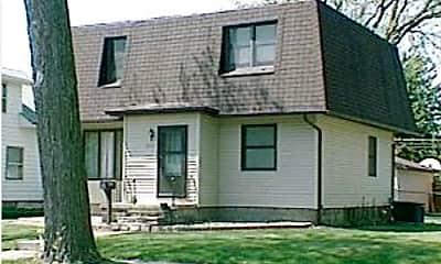 Building, 1808 J St SW, 0