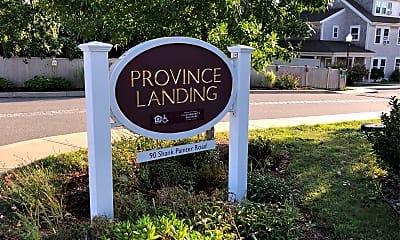 Province Landing, 1
