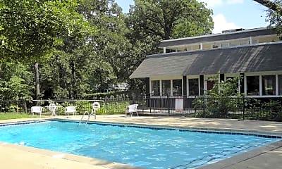 Pool, Woodbrier, 1