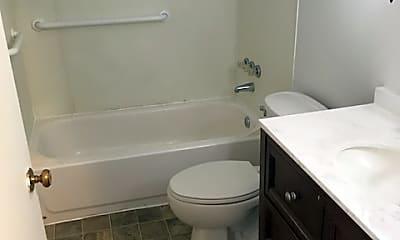 Bathroom, Diplomat Place, 2