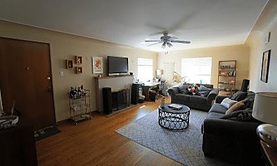 Living Room, 501 Colorado Blvd, 1