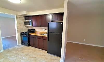 Kitchen, Penn Manor, 1