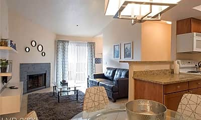 Living Room, 4200 S Valley View Blvd 3012, 1