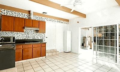 Living Room, 7741 Farmdale Ave, 1