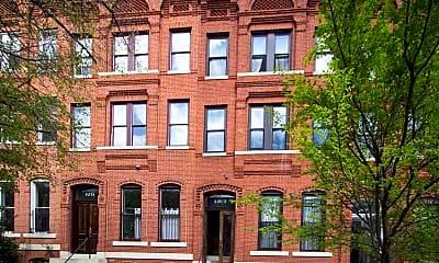 Building, 1709 Bolton St, 0