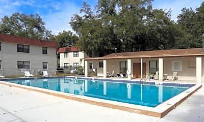Pool, Kabana Cove Apartments, 0