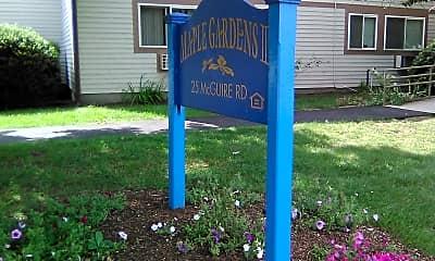 Maple Gardens II, 1