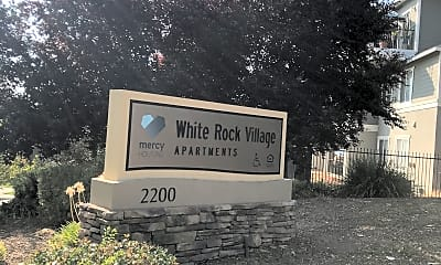 White Rock Village, 1