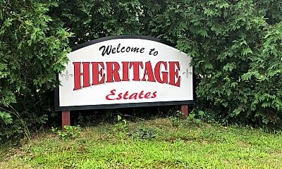Heritage Estates Apartments, 1