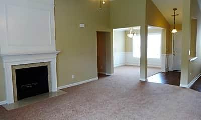 Living Room, 4849 Cherry Blossom, 1