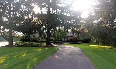 Front, 5560 Lane Lake Road, 1