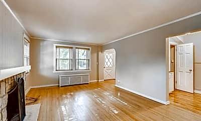 Living Room, 1314 Glenview Rd, 1