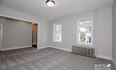 Bedroom, 133 N Church St, 1