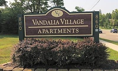 Vandalia Village, 1