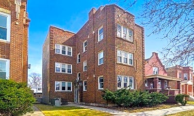 Building, 4519 N Harding Ave, 0