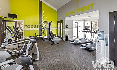 Fitness Weight Room, 744 W William Cannon Dr, 2