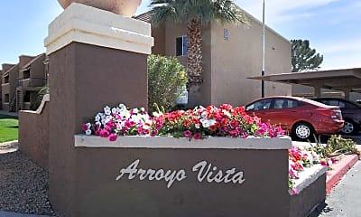 Community Signage, Arroyo Vista Apartment Homes, 2