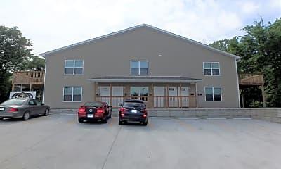 Building, 203 Tyler St, 0