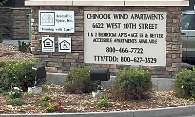 Chinook Wind Senior Aparatments, 1