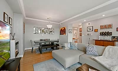 Living Room, 1701 16th St NW, 1