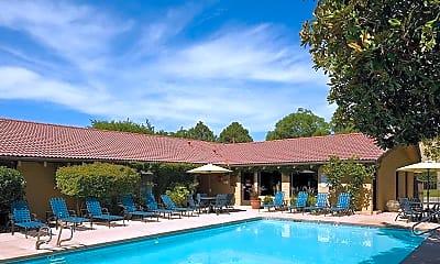 Pool, Acacia Gardens, 1