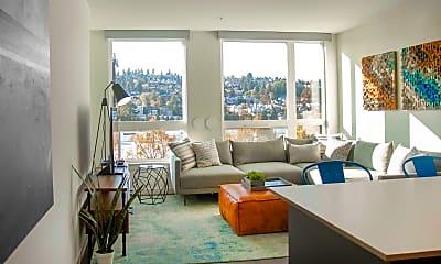 Living Room, Axle, 1