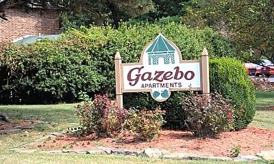 Community Signage, Gazebo Townhouses & Apartments, 2