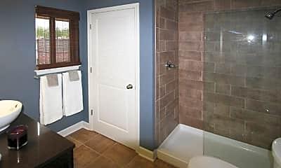 Bathroom, Johnson Med Center Apartments, 1