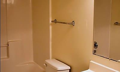 Bedroom, McConville Road Duplexes, 2