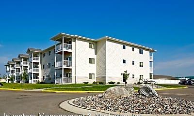 Building, 505-511 36th Ave. NE/3701-3707 6th St. NE, 2