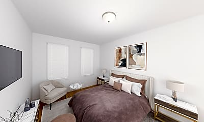Bedroom, 33 Walbridge Street, Unit 15, 0