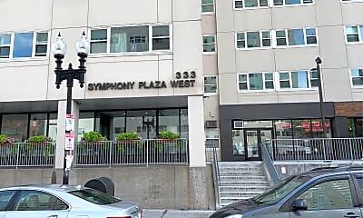 Symphony Plaza West, 1
