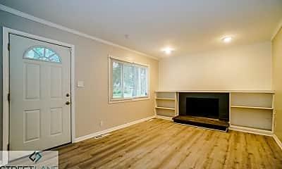 Living Room, 1026 Elaine Rd, 1