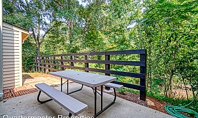 Patio / Deck, 502 Indian Trail, 2