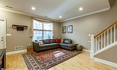 Living Room, 209 Commodore Court, 1