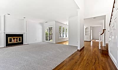 Living Room, 1500 37th St, 1