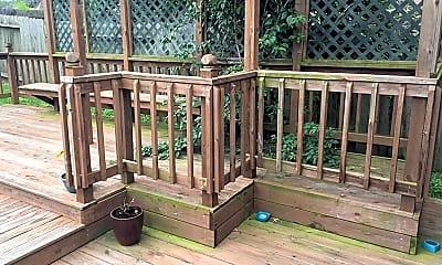 Patio / Deck, 526 Taskwood Dr, 2